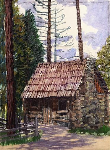 Anderson's Cabin Image