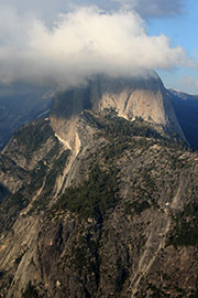 Small Half Dome Photo