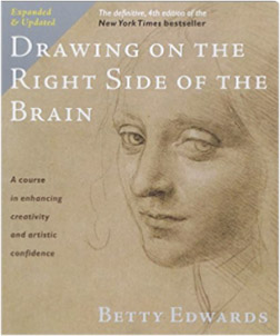 Right Brain Drawing Image