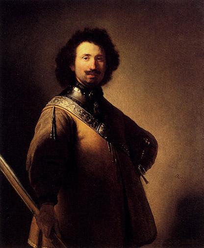 Portrait of Joris de Caullery Image