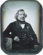 Louis Daguerre Photo