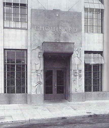 Chouinard Facade Photo