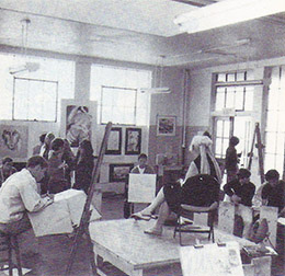 Drawing Class Photo