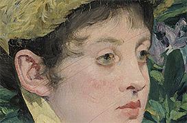 Manet Detail Image
