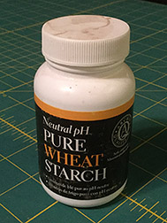 Wheat Starch Photo