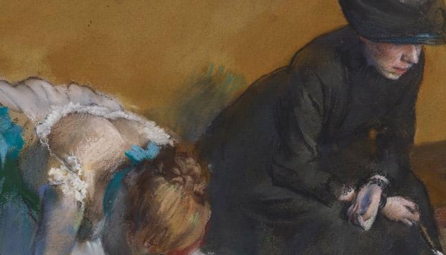 Degas Detail Image