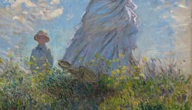 Monet Detail Image