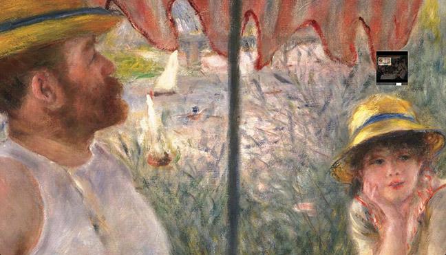 Renoir Detail Image