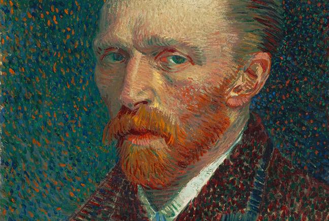 Van Gogh Detail Image