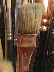 Brush After Photo