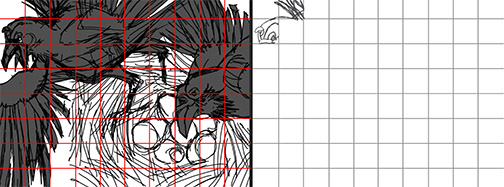 Grid System Image.