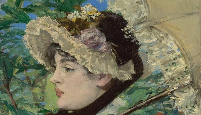Manet Detail
